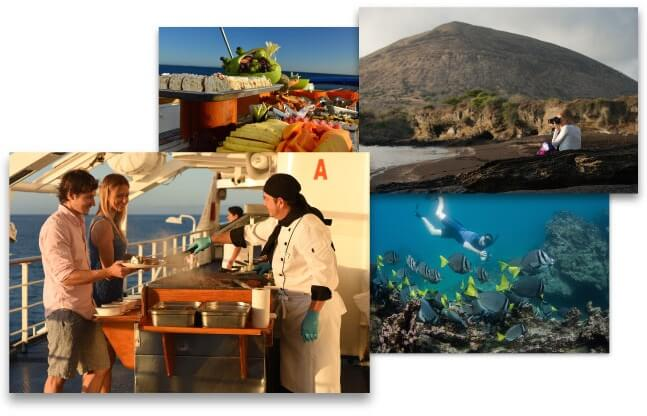 Awesome experiences on board Go Galapagos Cruises