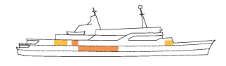 Standard & Standard Plus Cabin Ship