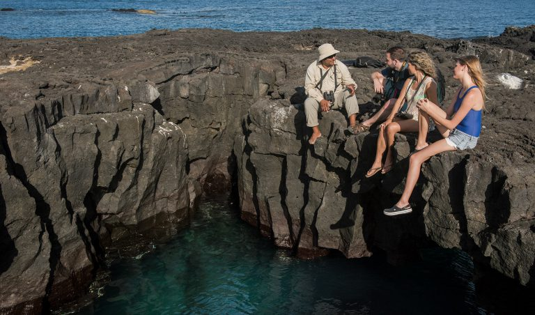 GO 4: Galapagos Cruise & Otavalo Across the Andes to the Coast