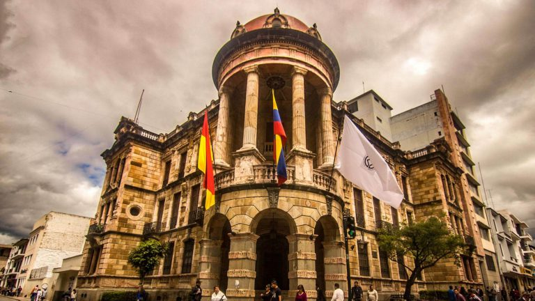 Colonial Cuenca & its Museums