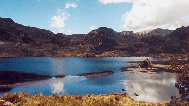 El Cajas National Park & its lagoons