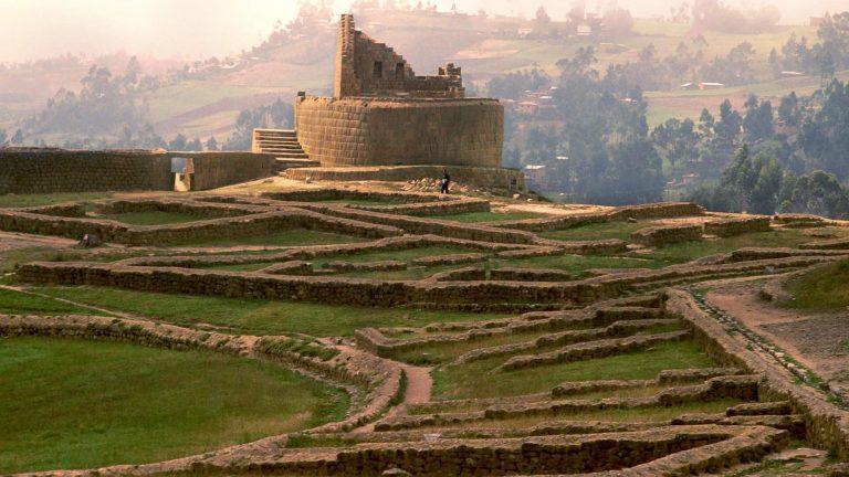 INCA – Cañari Ruins of Ingapirca