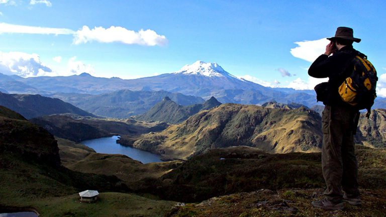 Volcanoes, The Highest Andes & Indigenous Communities