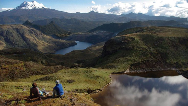 Antisana – Home of the Andean Condor
