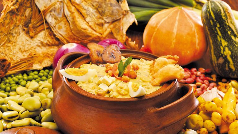 Quito traditional & its Gastronomy