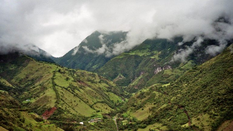 Chaski Route –– Mindo Cloud Forest –– Middle of the World Complex