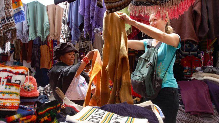 Otavalo Indigenous Market