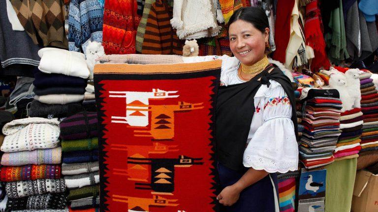 Chaski Route & Otavalo treasures
