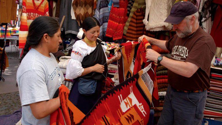 Otavalo & Karanki Magdalena Community Cultural Connection