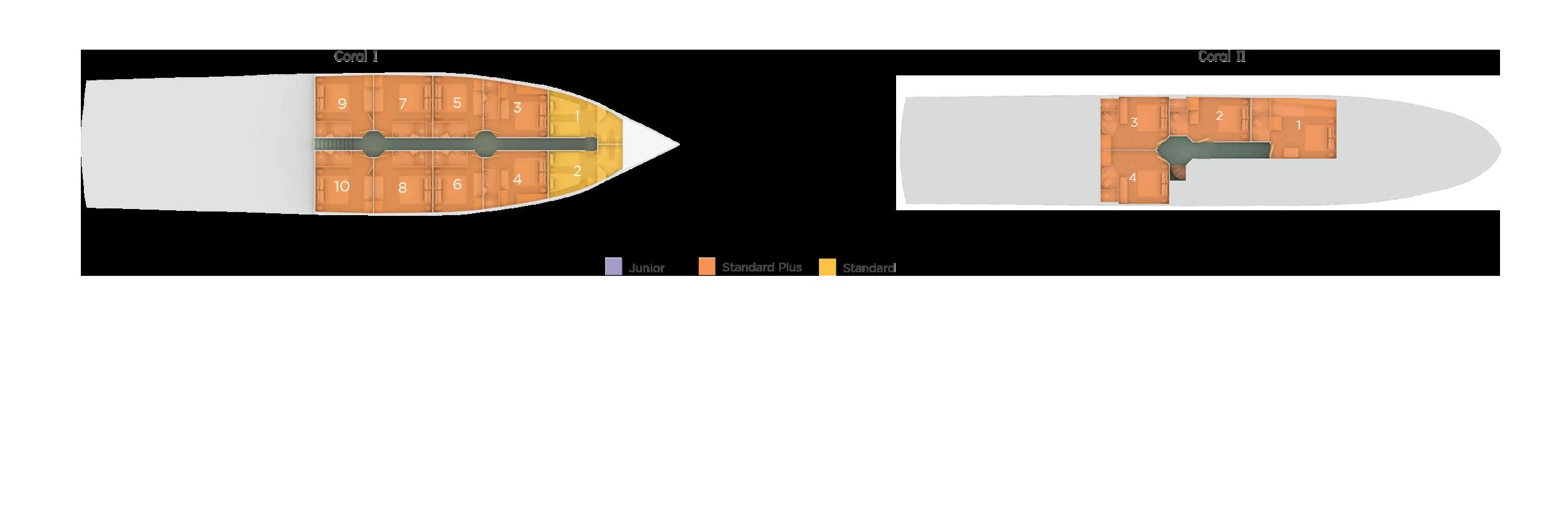 Coral I - Sea Deck