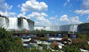 argentina iguassu falls