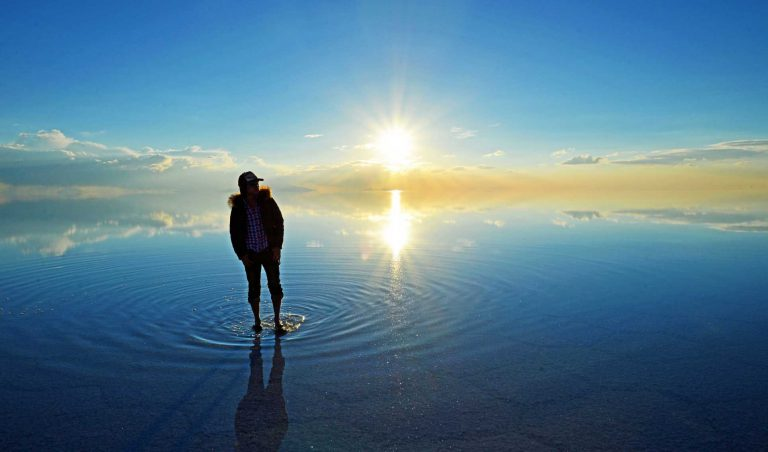 Uyuni Salt Flat & Desert